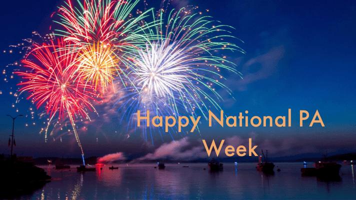 National PA Week