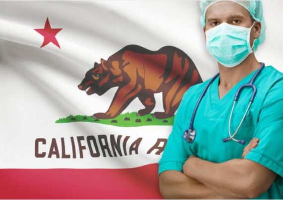 California Nurse