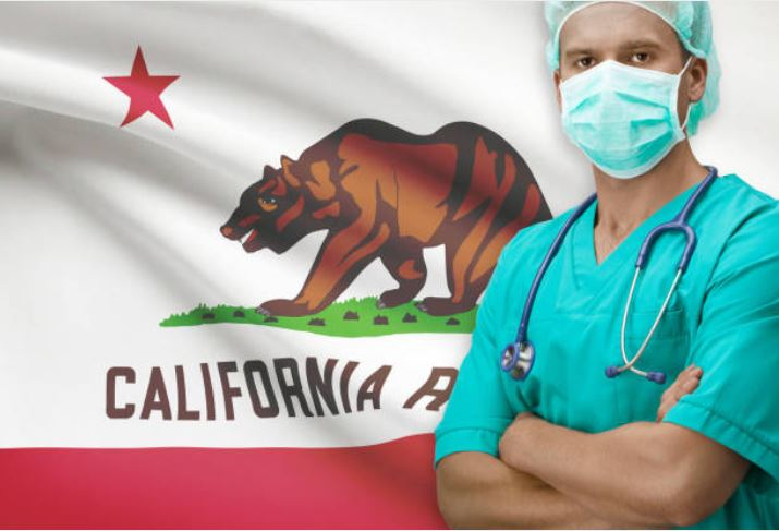 California Nurse